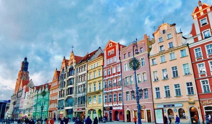 Szkoły językowe Wrocław